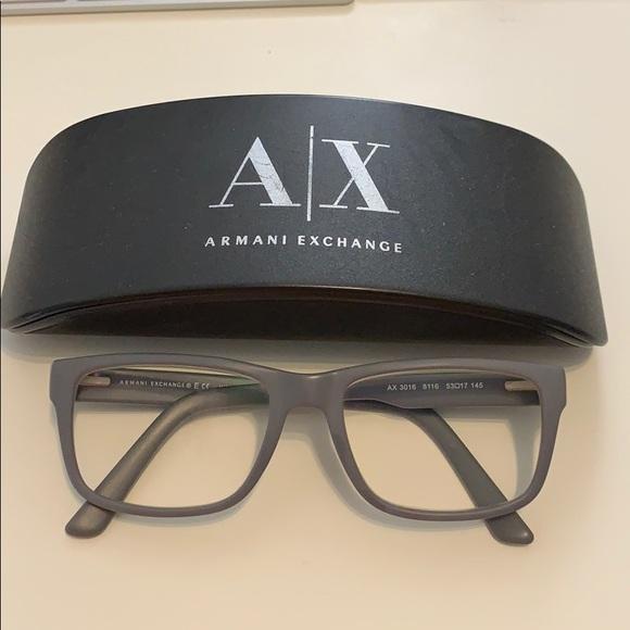c1633a6d4755 Armani Exchange Accessories